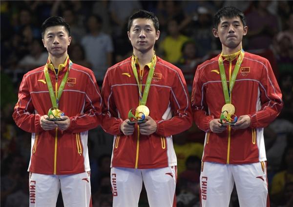 恭喜!张继科做出重要抉择 2020年东京奥运会国乒声势存庞大