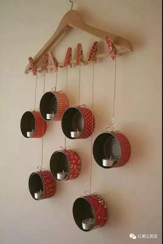 月饼盒diy手工制作灯笼