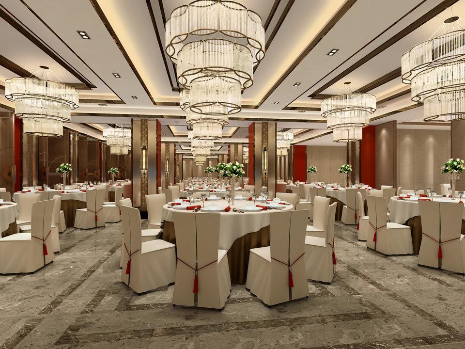 温江高端餐饮酒楼设计,宴会酒楼设计要点