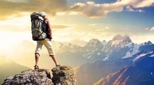 【55户外】户外知识丨资深老驴总结的徒步登山安全要领!