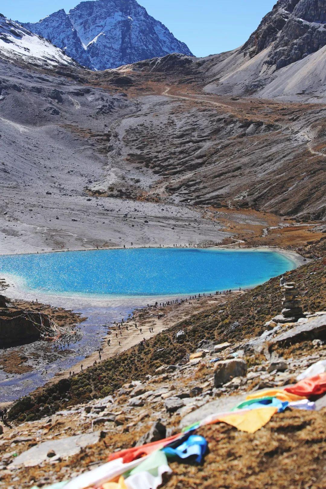 4700米的稻城亚丁,也许是你徒步能爬上的最高山