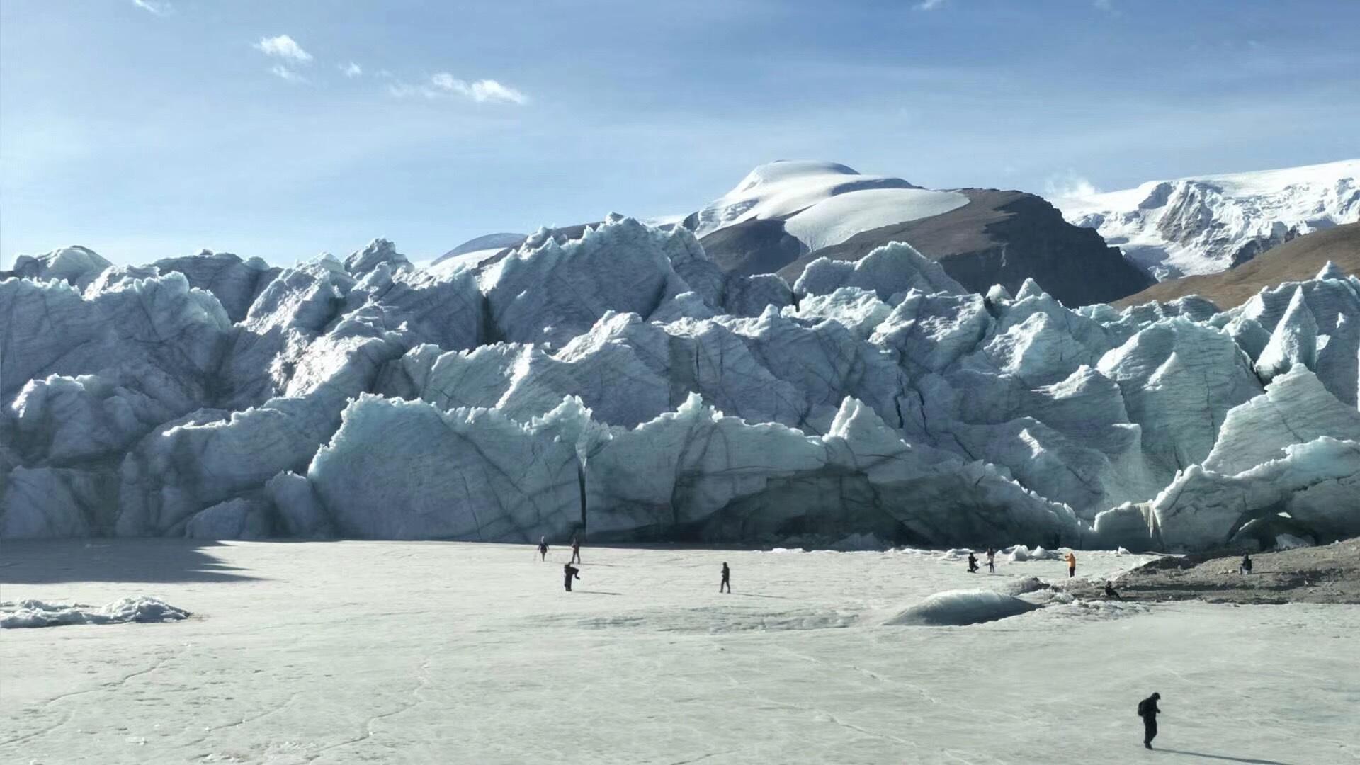 西藏不丹边境上的冰雪秘境40冰川 川藏线旅游攻略 第9张