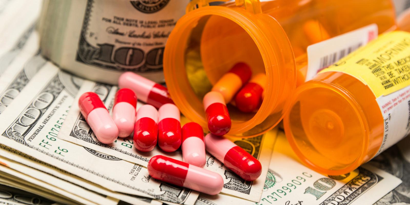 特朗普降药价新政不管用,美国处方药价格持续上涨