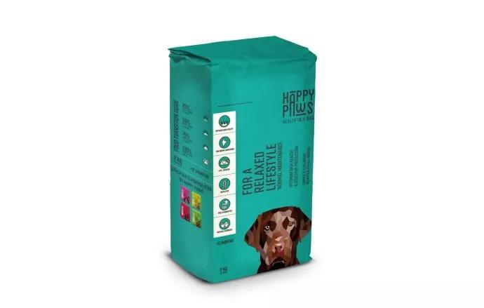 宠物食物包装设计
