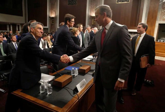 美国科技巨头一致支持国会设立隐私法