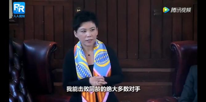 邓亚萍剑桥大学演讲:我如何从不识26个英文字母到剑桥博士