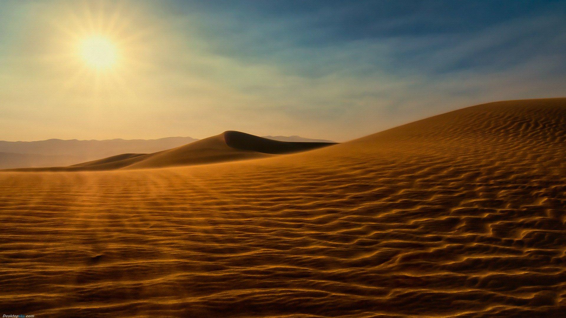 沙漠里没水没电没信号,公路是怎么修建的?答案出人意料