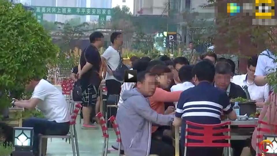 """餐饮街火了,居民怒了!信阳市民细数九街""""五宗罪"""""""