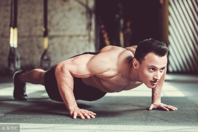 每天做200个俯卧撑,坚持30天,体型会有怎样的改变?