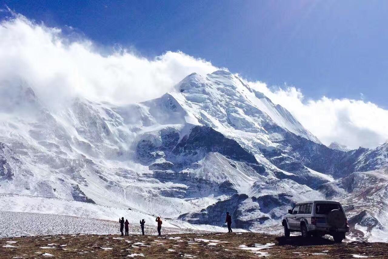 西藏不丹边境上的冰雪秘境40冰川 川藏线旅游攻略 第8张