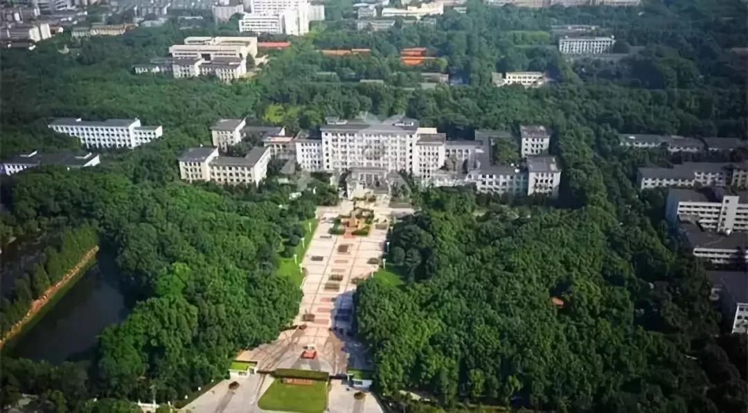 主要有以下几个板块:华中科技大学的介绍,院系介绍,研究方向,考研科目
