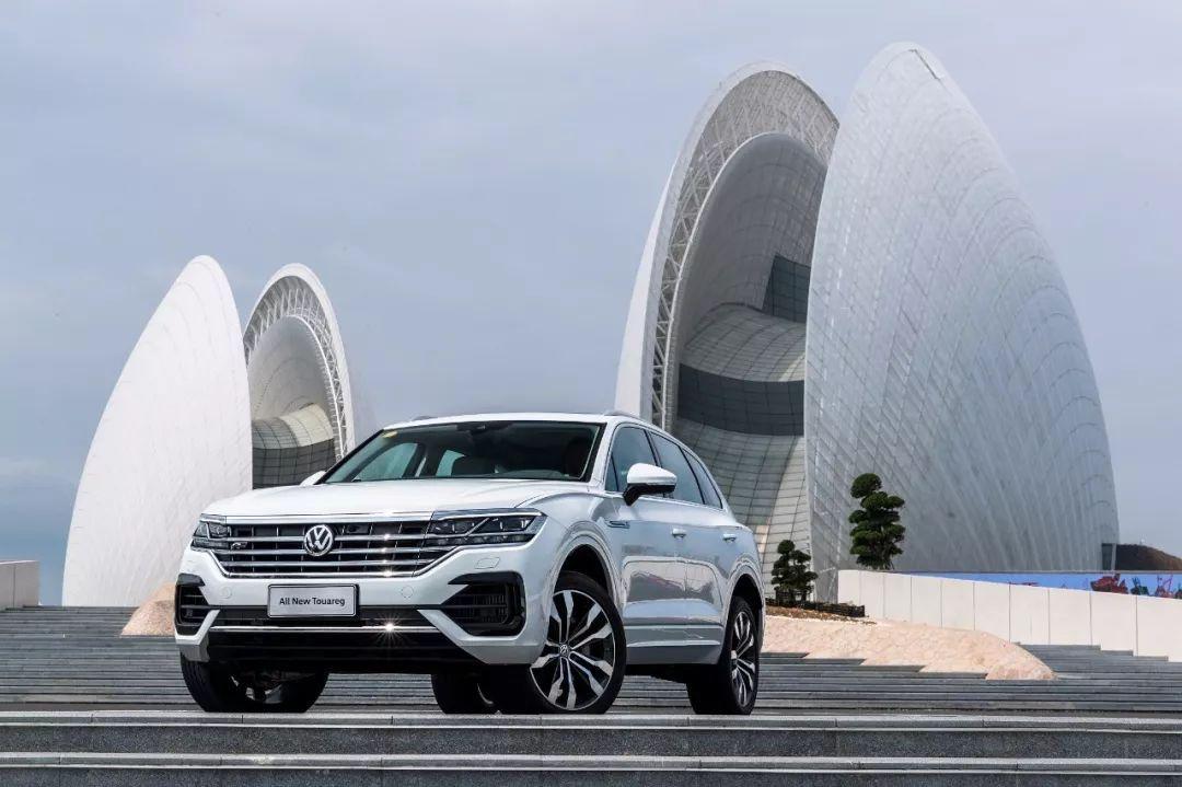 大众进口汽车全新一代途锐正式上市