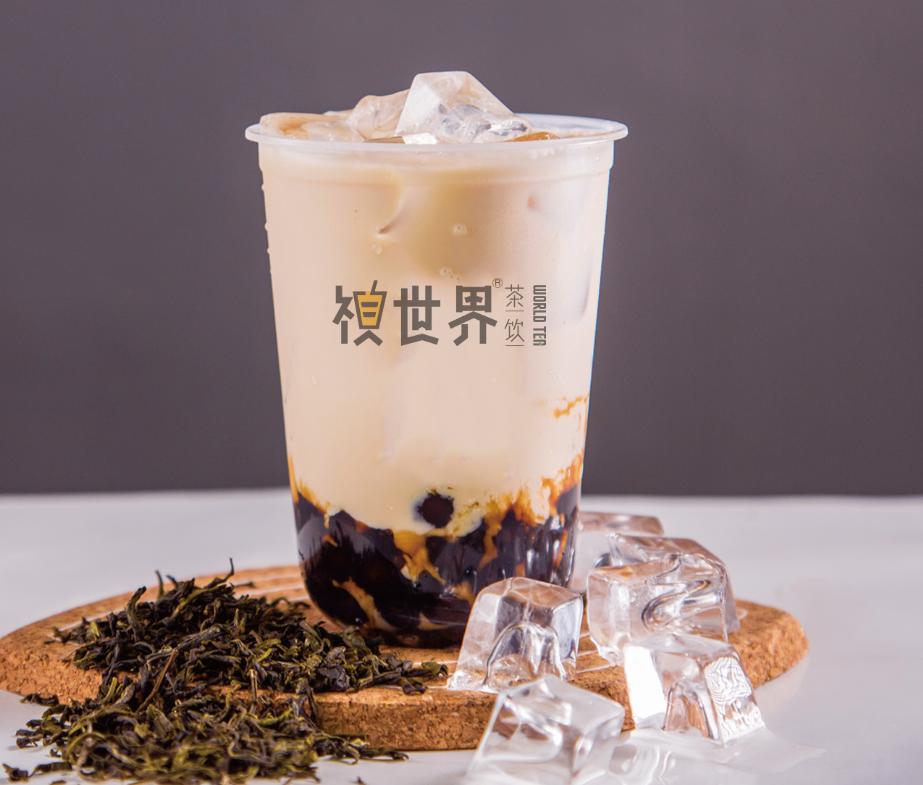 world tea 祺世界茶饮:黑糖茶饮先驱者