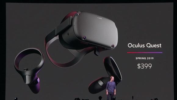 Oculus发布无线一体化VR头盔,性能与无线兼备