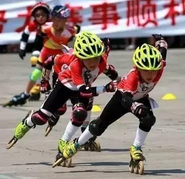 赛事简报︱济宁全民健身运动会轮滑赛,任城区小将创佳绩