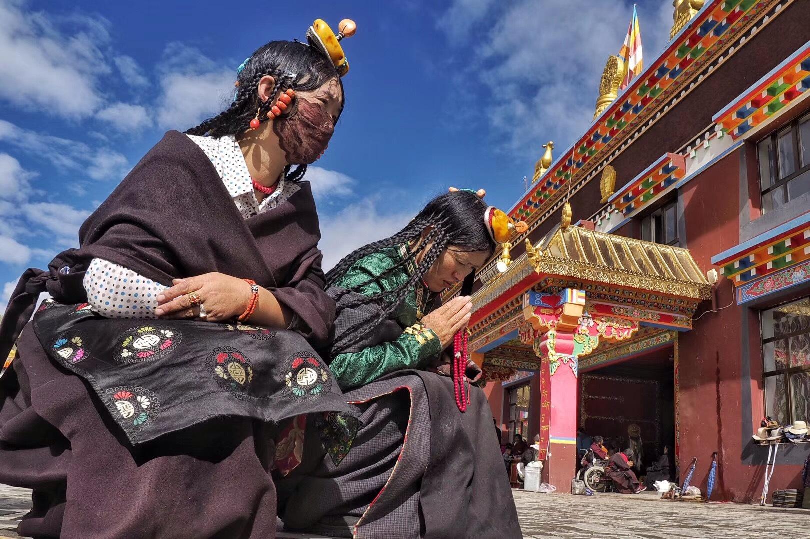 西藏不丹边境上的冰雪秘境40冰川