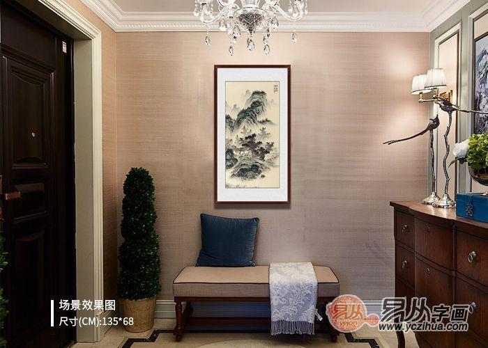 走廊装饰画挂什么画显得美观大方有格调