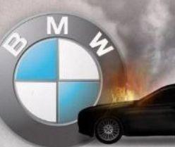 韩警方突袭搜查宝马零件商 调查汽车起火原因