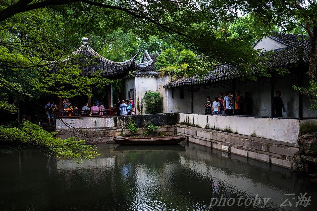 苏州园林的四大名园_苏州,拙政园,江南古典园林的代表作品_花园