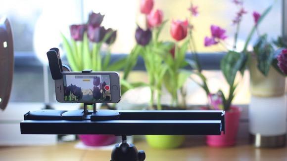Muwi便携摄影滑轨设计,摄影爱好者专用便携滑轨