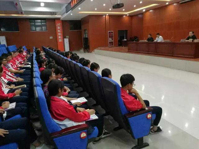 固始县永和高中 双推 文化月举办书法竞赛