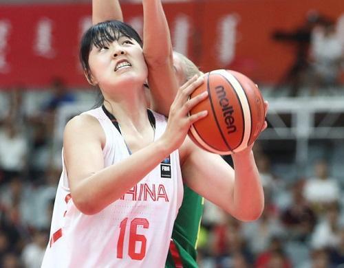 正视差距!中国女篮惨败41分,女版奥尼尔名不虚传!