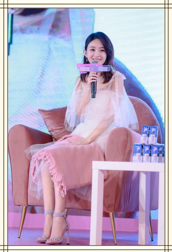 当赵丽颖和杨颖同穿白纱裙的那一刻,我终于见识到清纯的最高境界