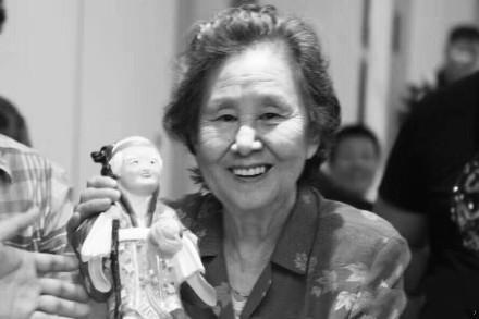 津门女相声艺术家张文霞去世 享年82岁