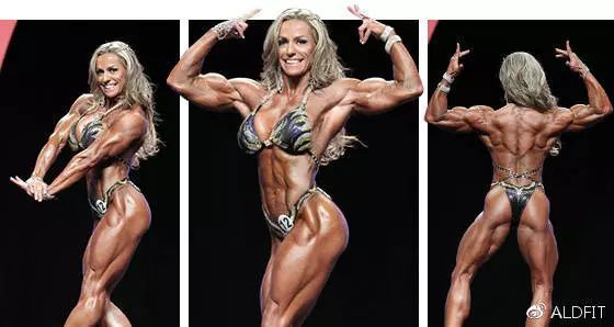 健美肌肉女写真_欧美vs韩国健美肌肉女,你更喜欢哪一种?