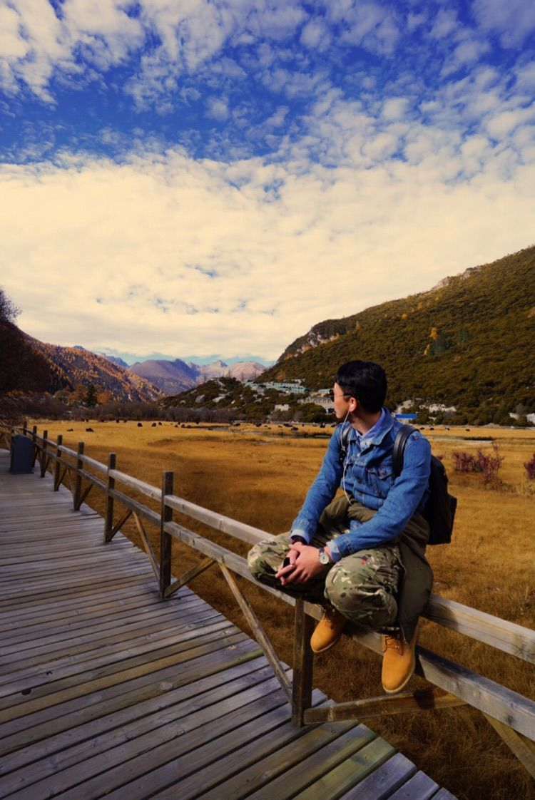 10月去稻城亚丁穿什么衣服 川藏线旅游攻略 第1张