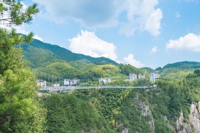 不用跑老远,适合江浙沪的周末自驾游路线,一个浙南的小城