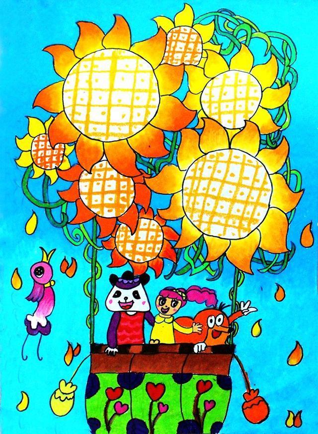 2018第11届 国际 青少年儿童书画交流大赛正在征稿12月20日截稿