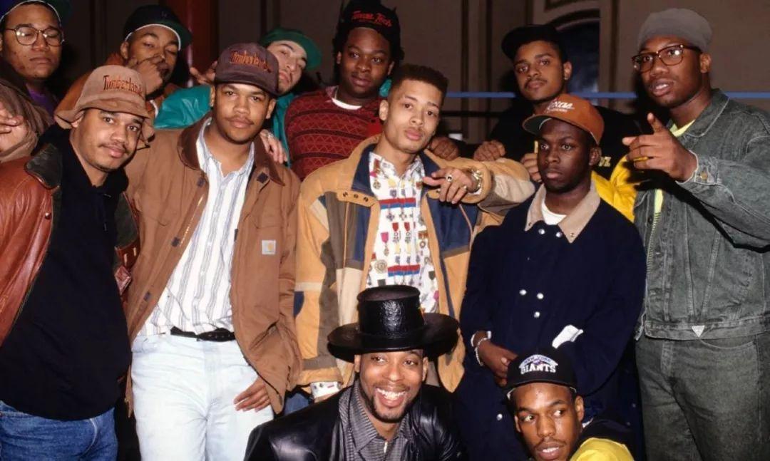 90 年代真正的美国街头风格,到底指的是什么