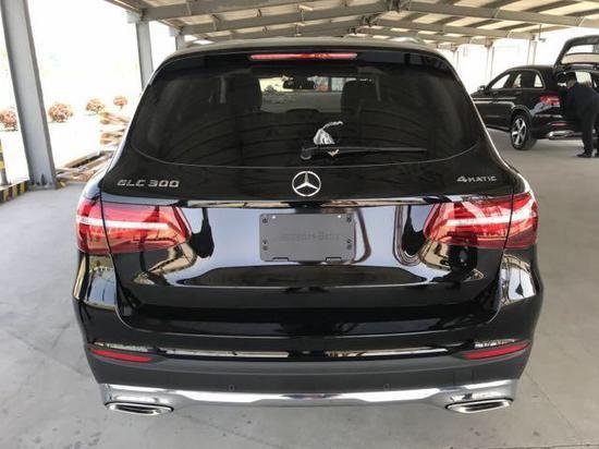 全新奔驰GLC300平行进口最新报价  全国最低价 优惠促销