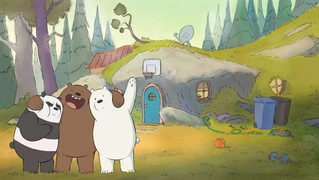 裸休体_《咱们裸熊》