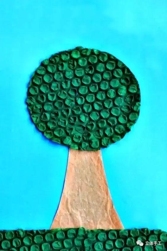 爱萌客:神奇气泡膜 | 能剪能画能做手工,这么万能的材料别说你扔了图片