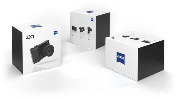 内置 Adobe Lightroom,蔡司推出首款全画幅数码相机 ZX1