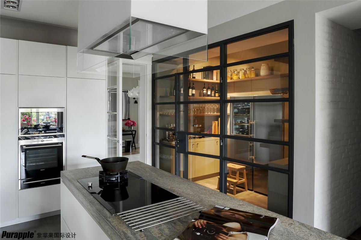 380㎡现代简约别墅装修所有的设计搭配让你眼前一新