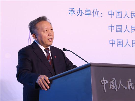 """吴晓求:中国金融初具大国金融特征,进入""""双风险""""结构时代"""