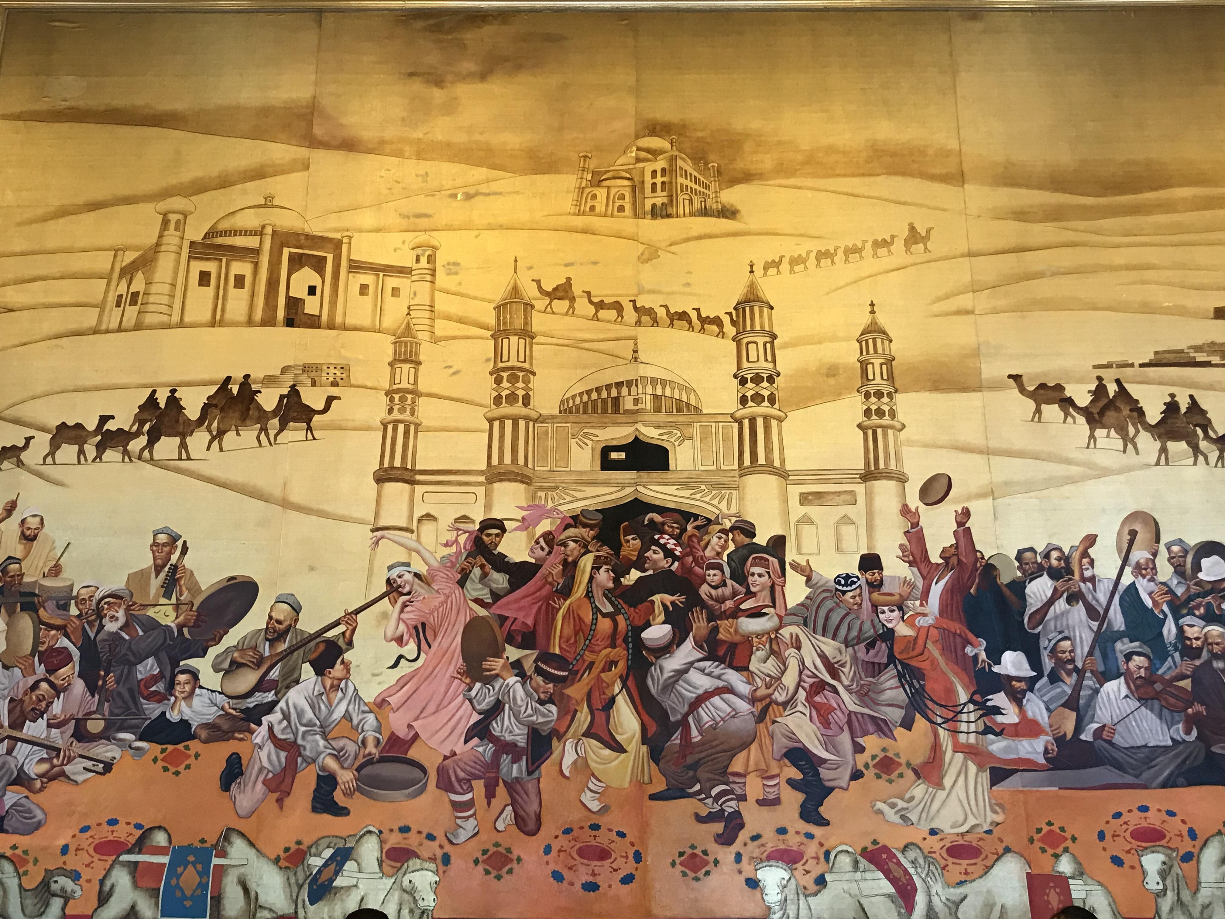 这可能是中国最美酒庄,将石窟壁画和楼兰文明酿成最贵红酒