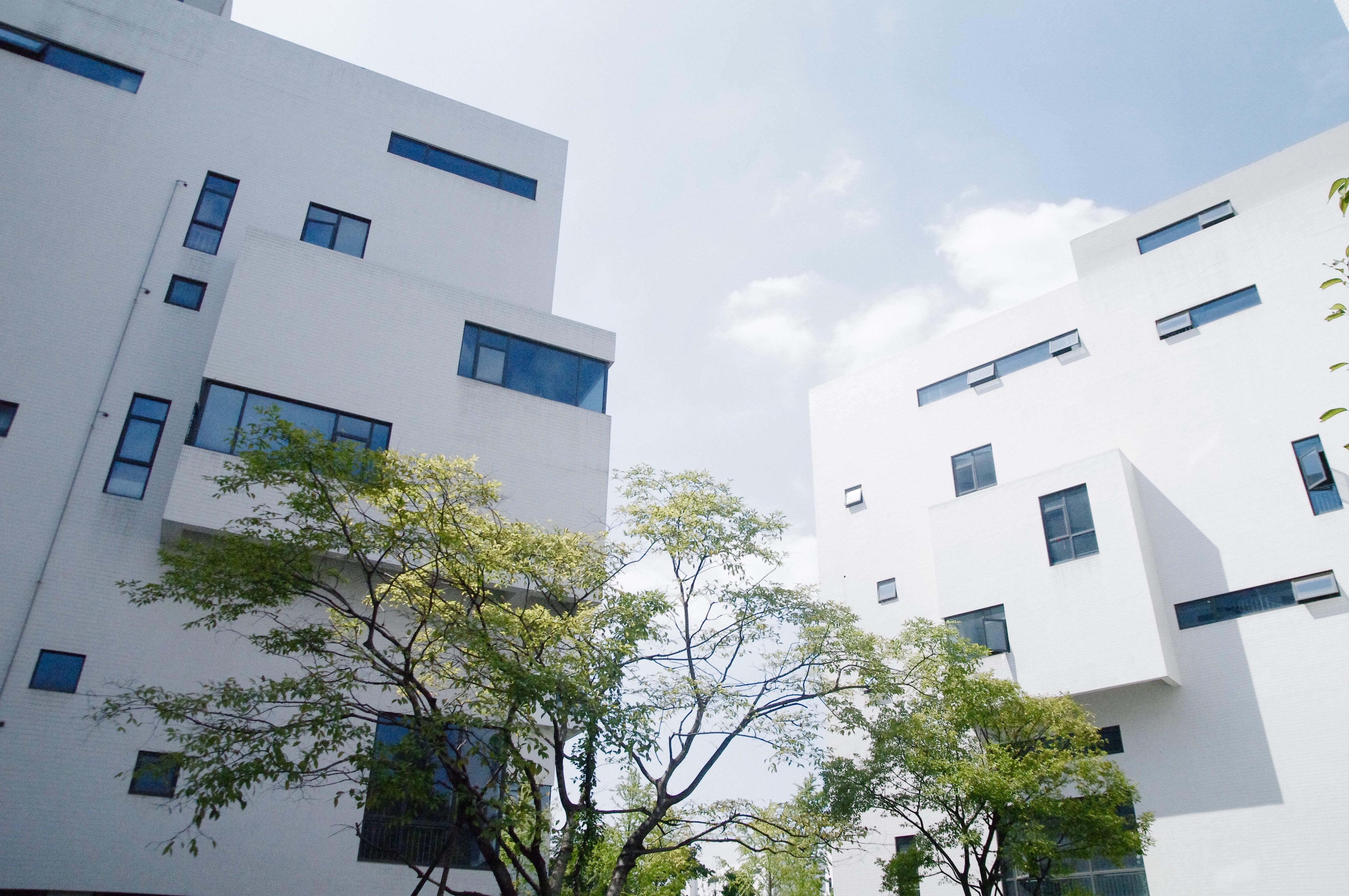 建筑摄影:北京有798,武汉有创意天地图片