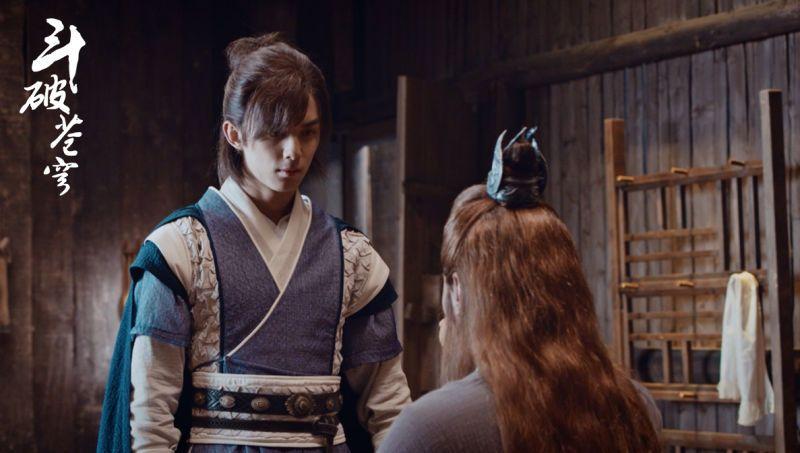 《斗破苍穹》萧炎进阶之路挑战不断 吴磊变身盐系少年演技获赞