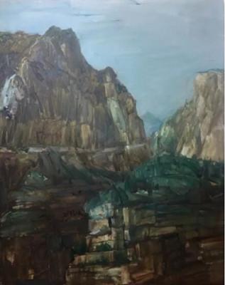 """即《天下黄河之""""鱼跃龙门·华耀河津""""中国梦·黄河魂全国油画名家作品"""