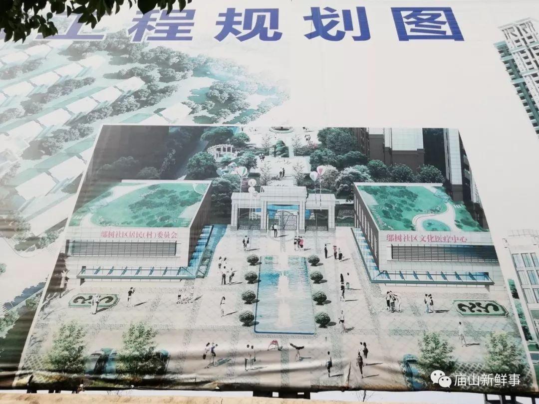 江夏庙山将建设大型还建社区 规划图已出炉,有动工迹象