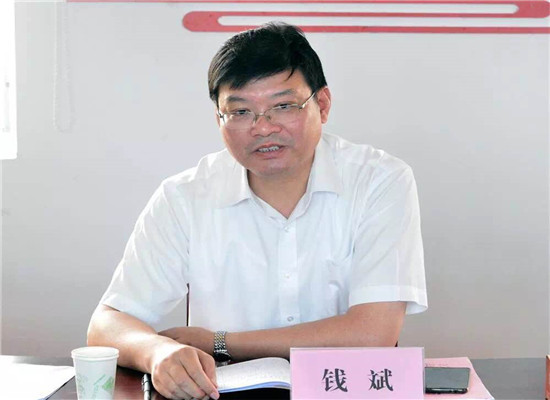 淮安中院院长钱斌赴选区开展联系群众活动