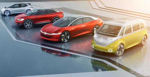 大众汽车宣布与微软建立战略合作伙伴关系