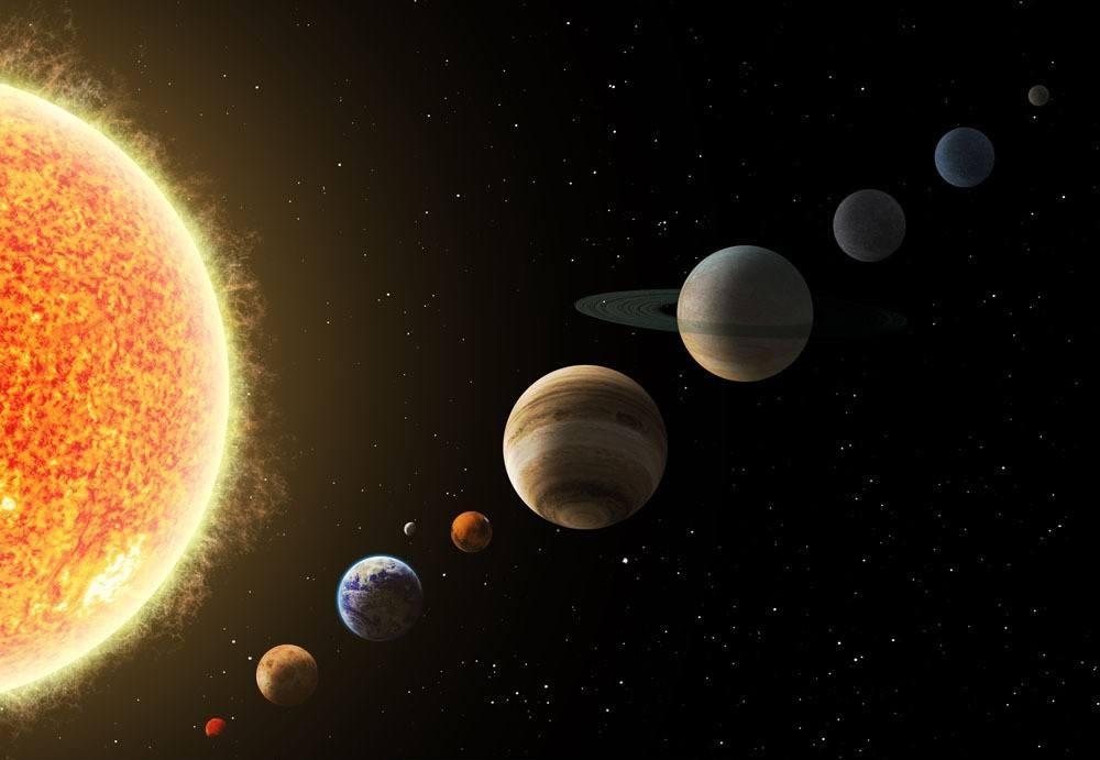 如果太阳瞬间消失,我们只有8分钟时间吗 地球会有什么变化