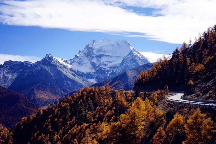 国庆一周后 才是去稻城亚丁最对的时候 川藏线旅游攻略 第5张