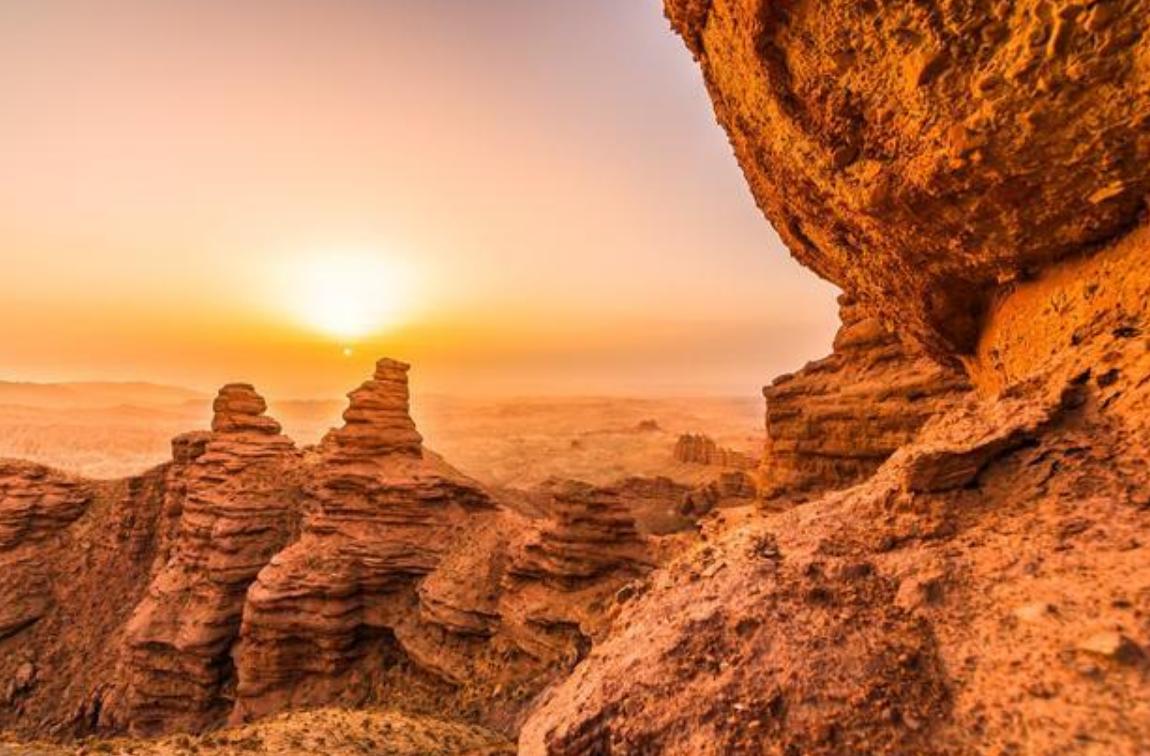 最被美国喜欢的国内景区,不仅进入了美国国家地理还是十大奇迹