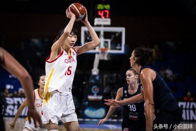 中国14分负法国入世界杯前六强 中国女篮世界排名或升至前八